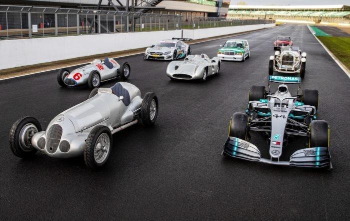 125 Years of Mercedes-Benz Motorsport