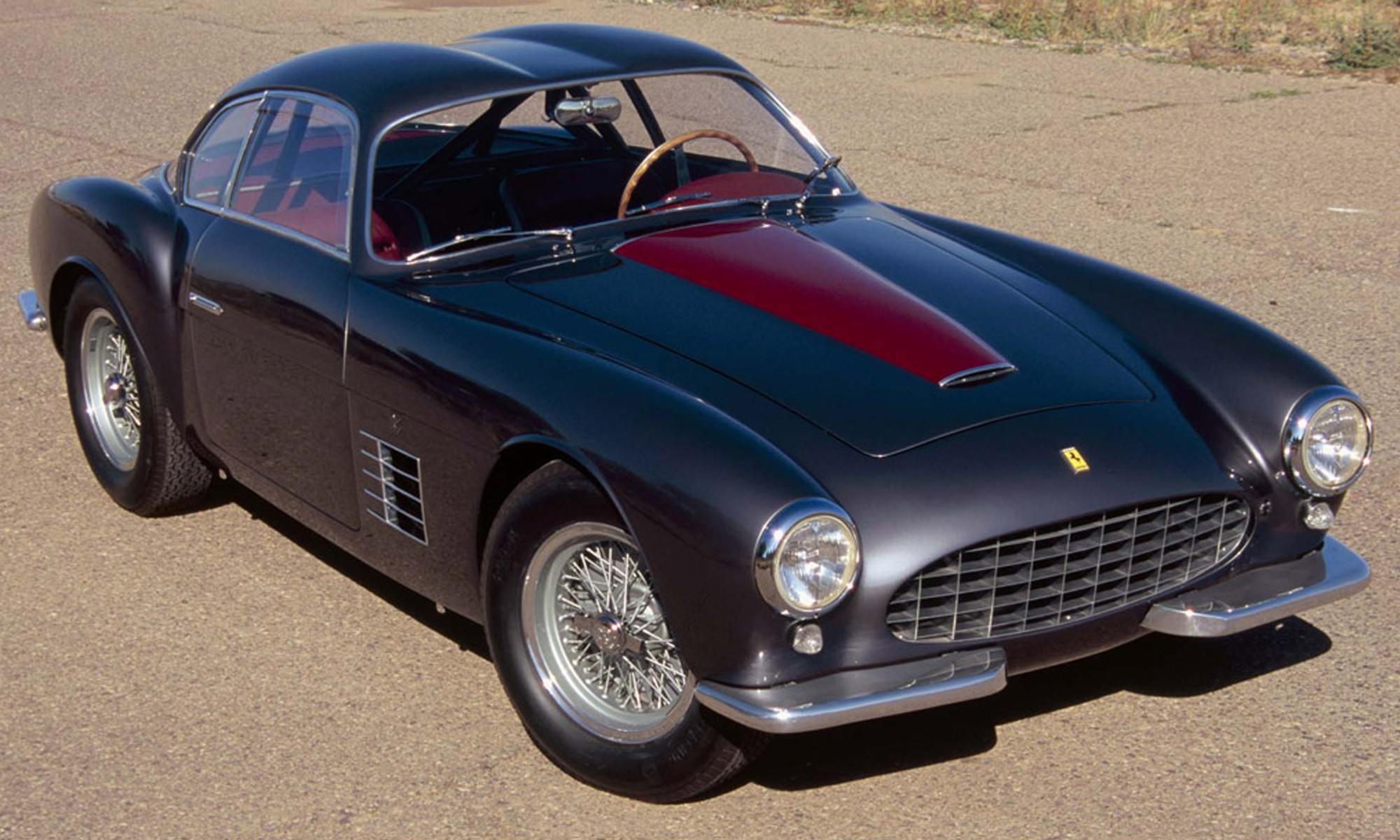 1956 Ferrari 250 GTZ