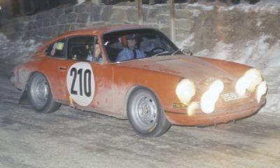 1968 Porsche 911 Carrera T