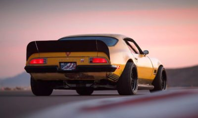1971 AWD Supercharged Trans-Am rear