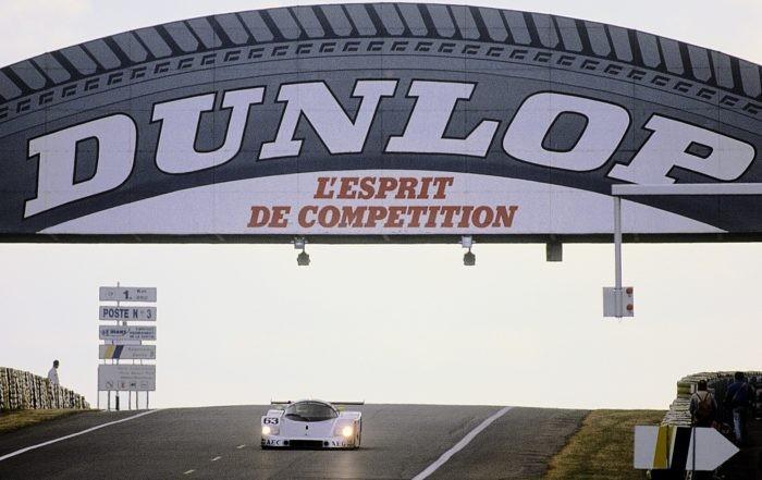 1989 Le Mans Sauber-Mercedes C9