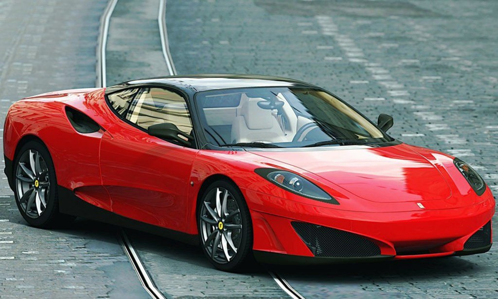 2008 Ferrari SP1
