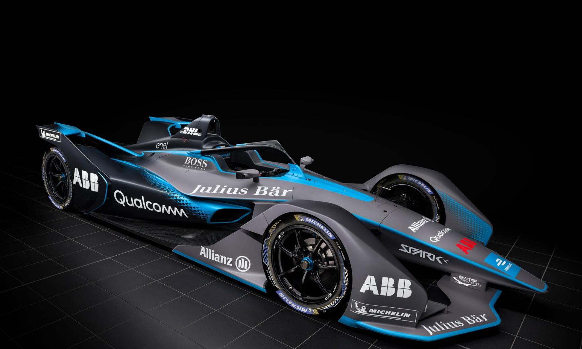 2018/19 Formula E car