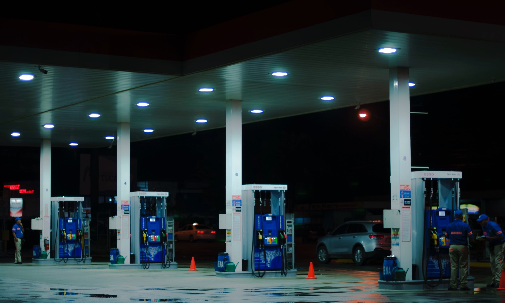 Fuel saving tips (Juan Fernandez)