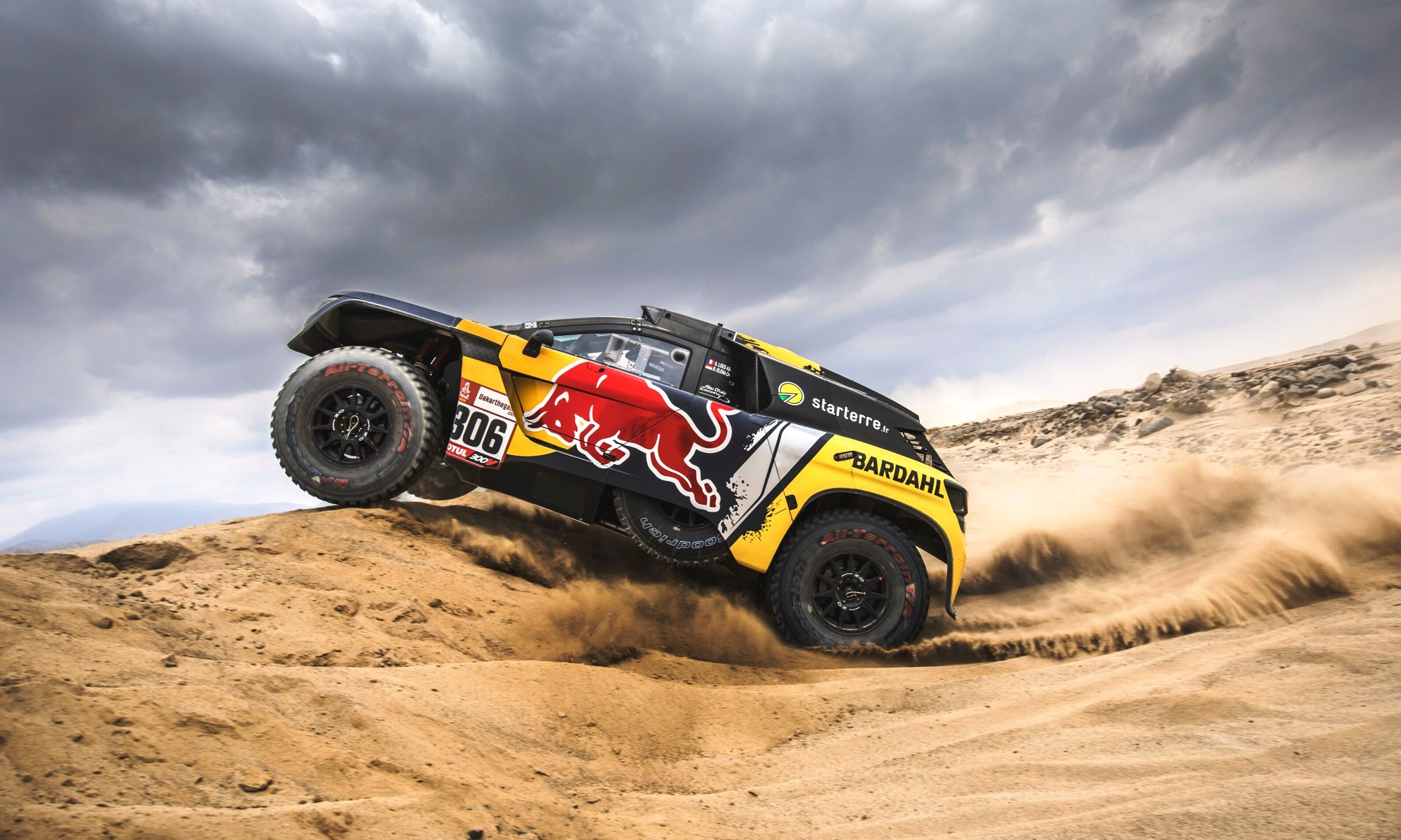 2019 Dakar Rally Stage 2