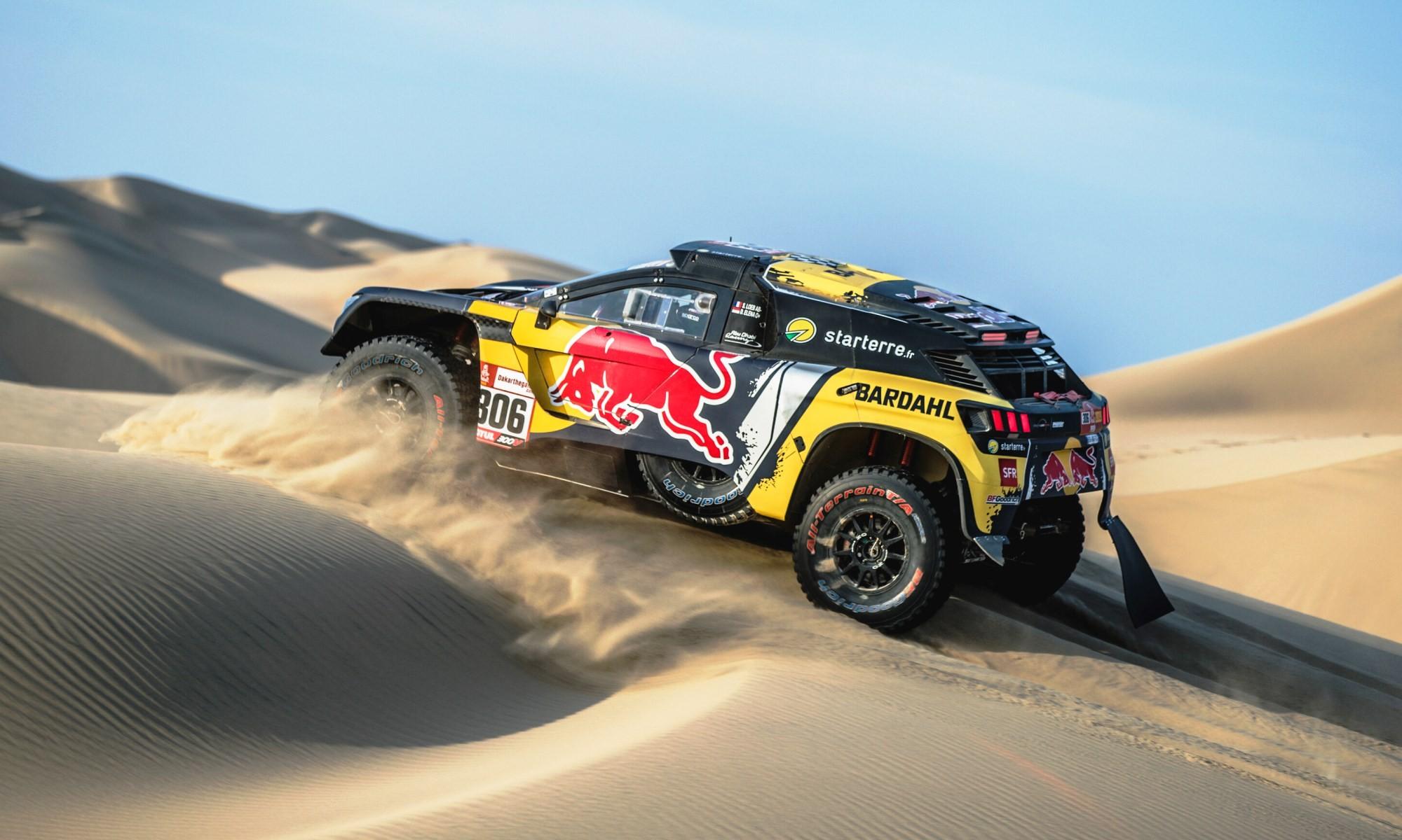 2019 Dakar Rally Stage 5