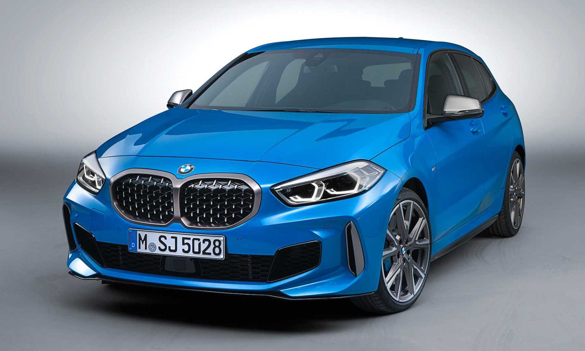 BMW M135i hatchback