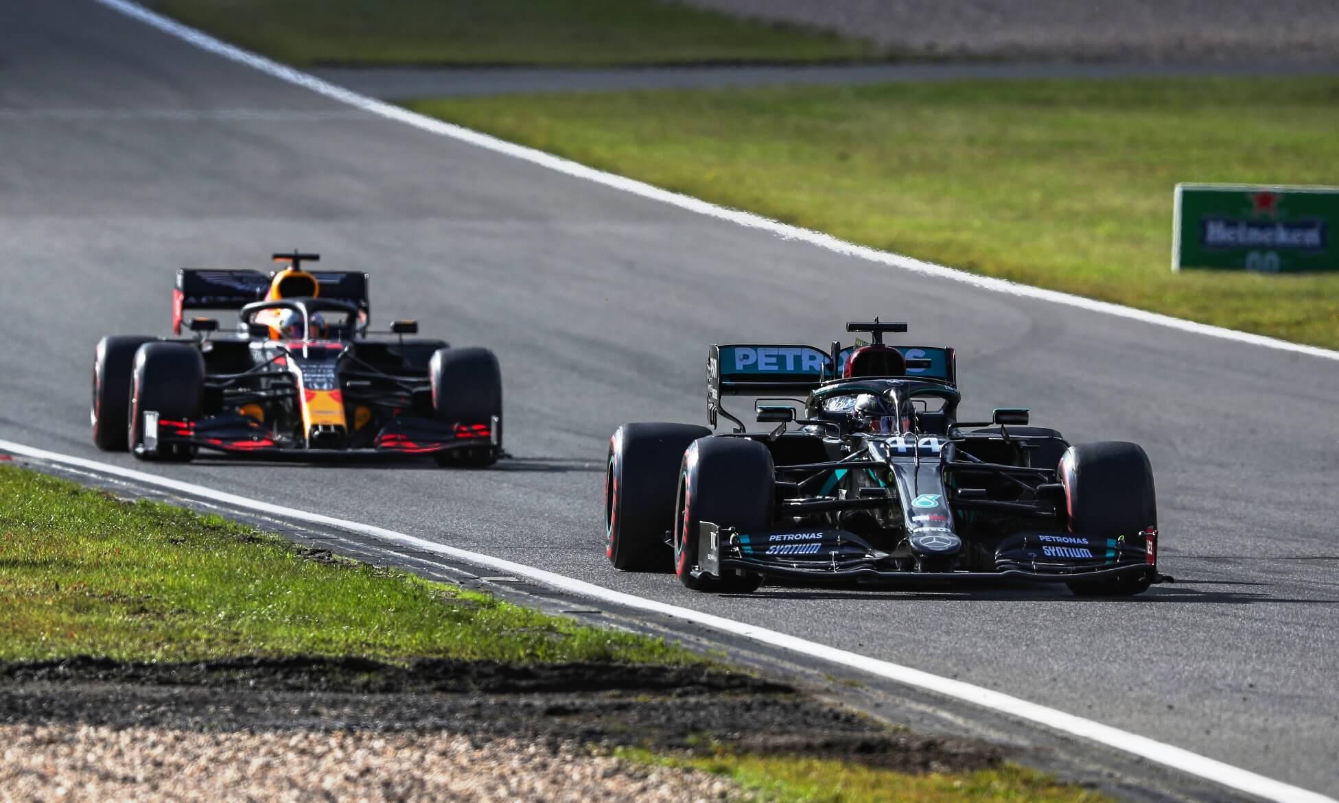 F1 Review Eifel GP 2020 2