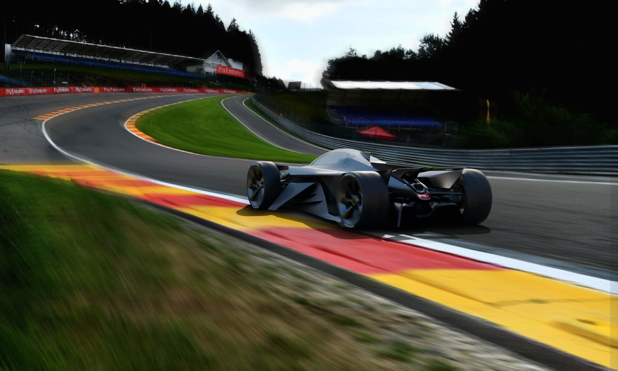 LMF1 through Eau Rouge