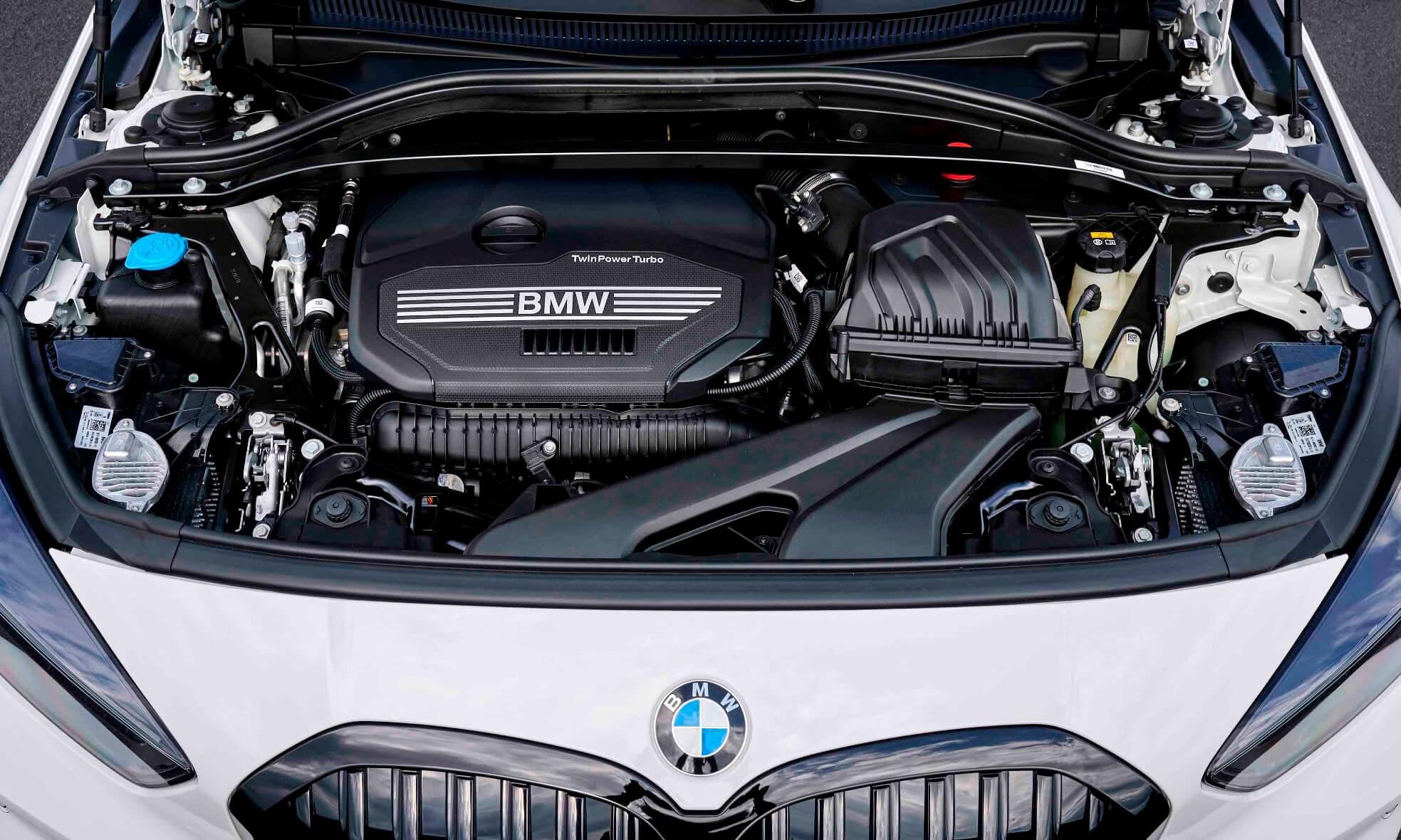 BMW 128ti engine