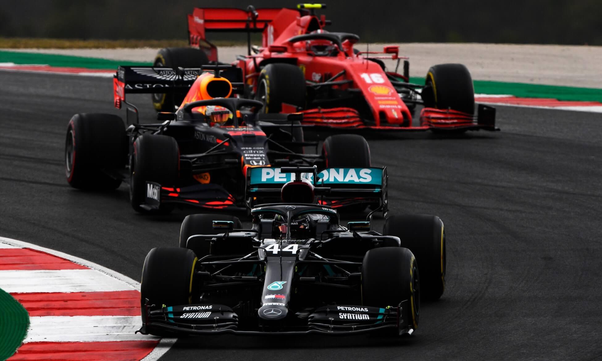F1 Review Portuguese GP 1