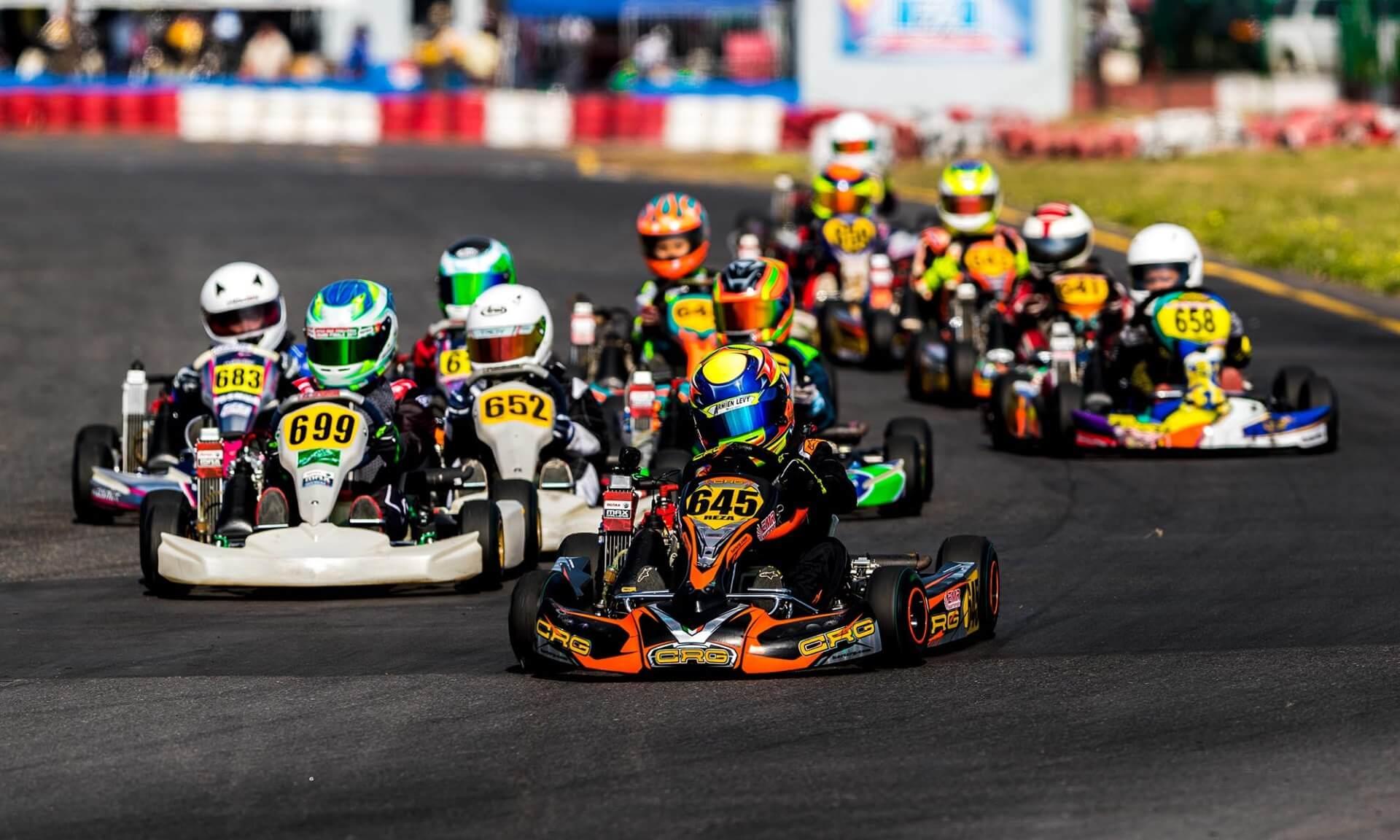 Hot Heads in Motorsport