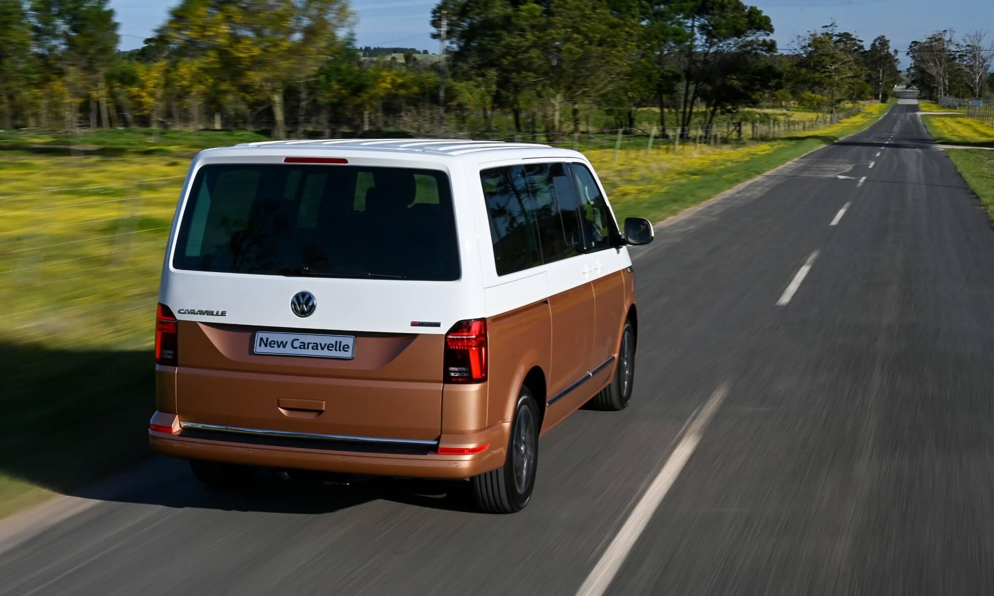 VW Transporter Range