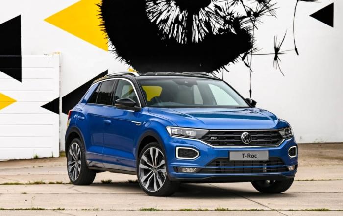 All-new VW T-Roc