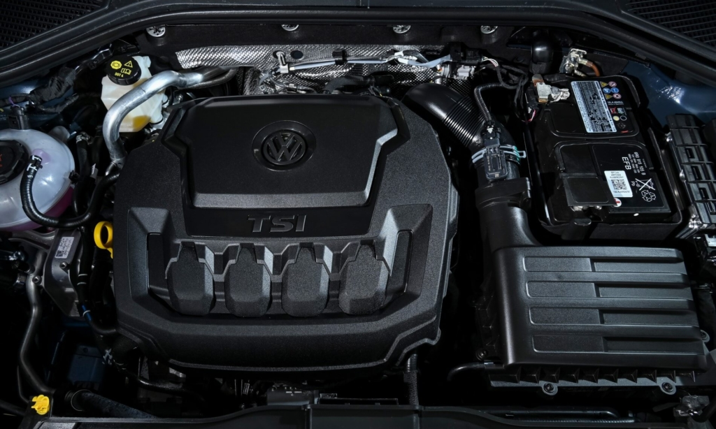 All-new VW T-Roc engine