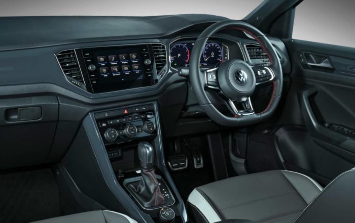 All-new VW T-Roc interior