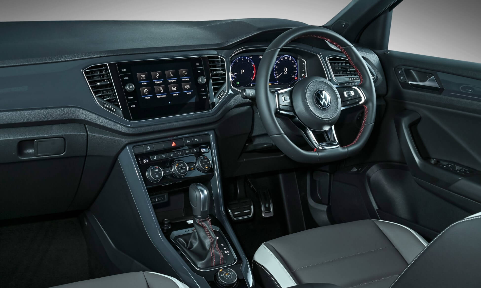 All-new VW T-Roc interior