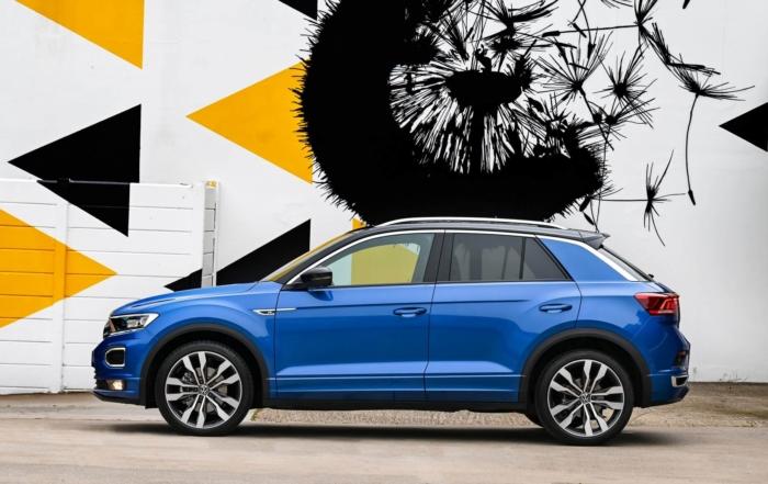 All-new VW T-Roc profile