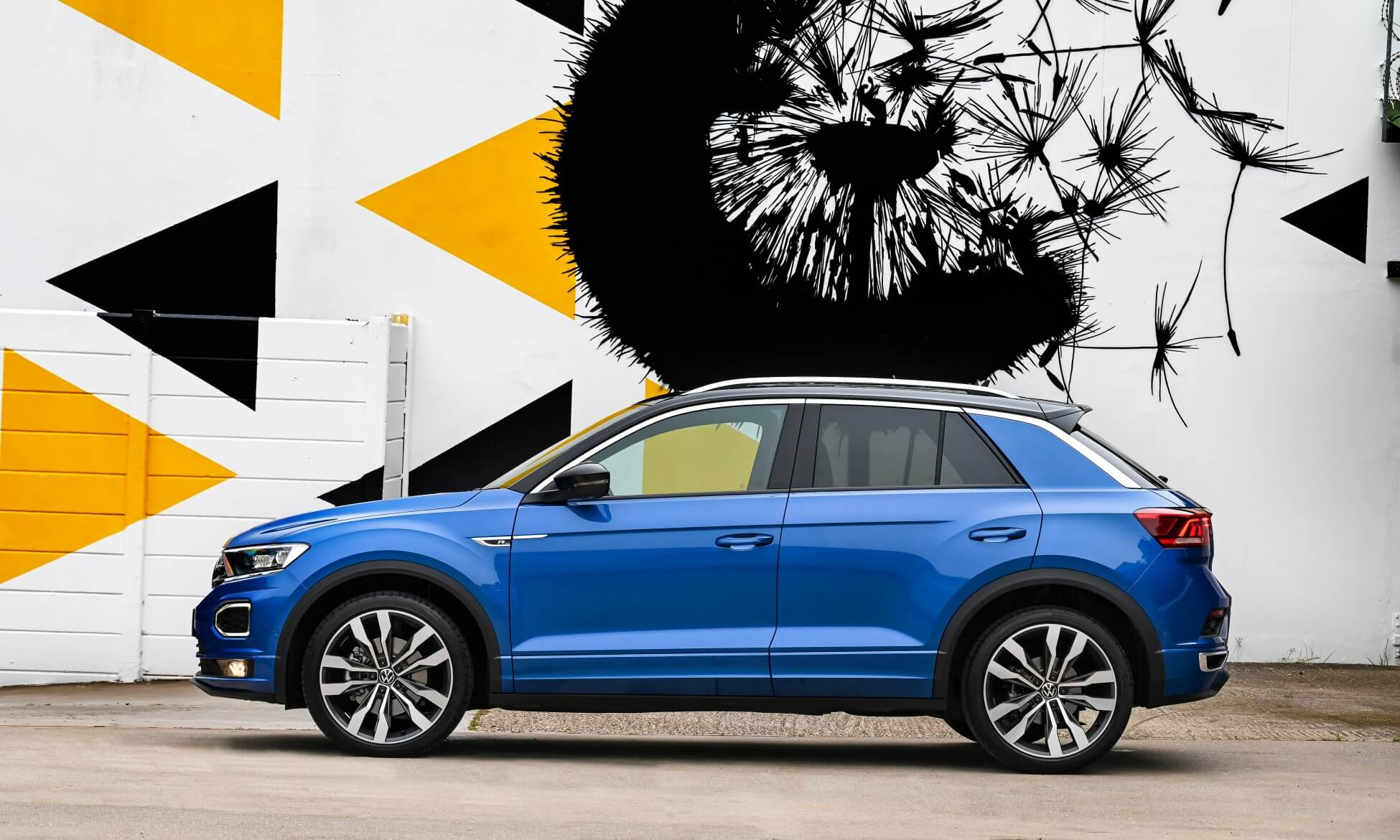 All-new VW T-Roc profile