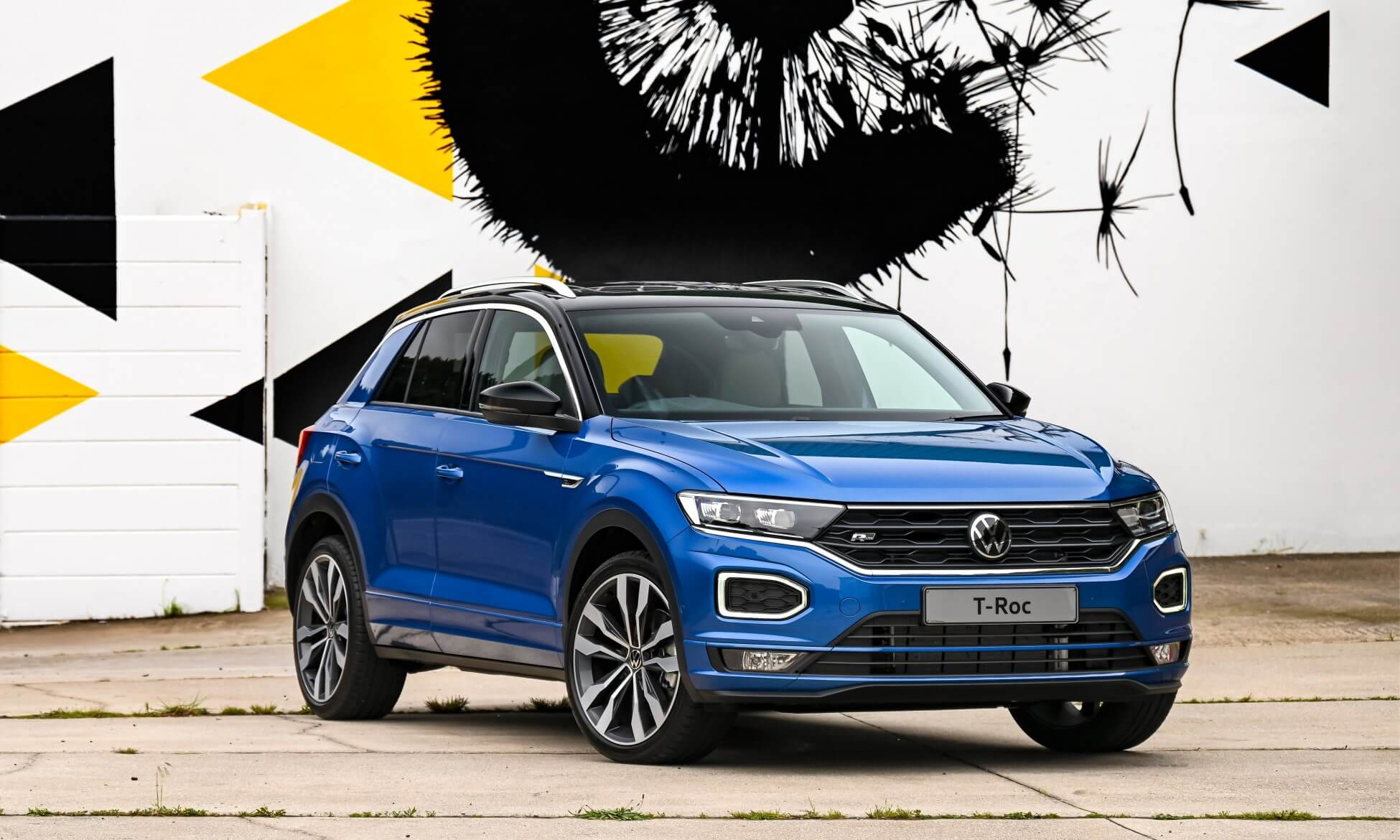 All-new VW T-Roc