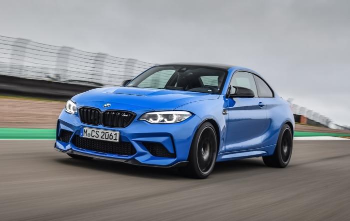 BMW M2 CS Driven