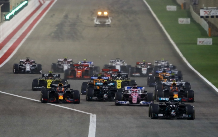 F1 Review Bahrain 2020