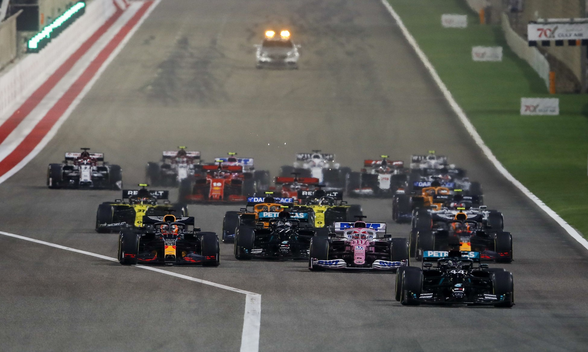 F1 Review Bahrain 2020