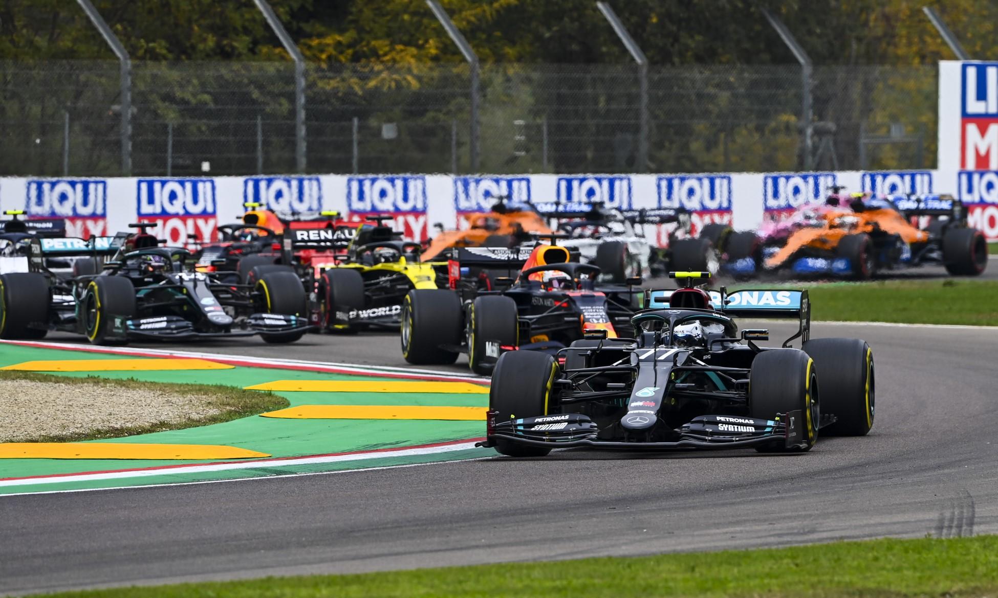 F1 Review Emilia Romagna GP2020