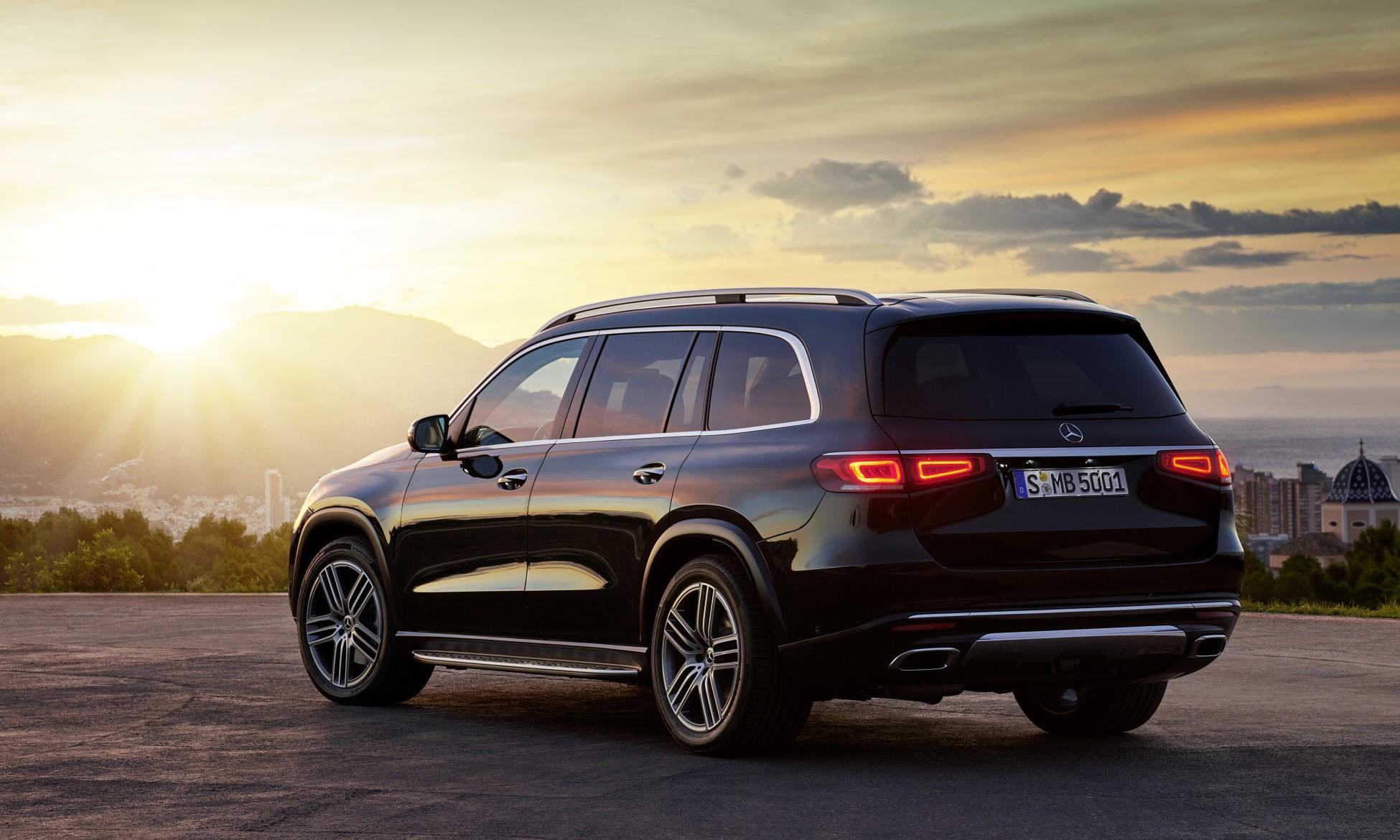 Mercedes-Benz SUV Expansion