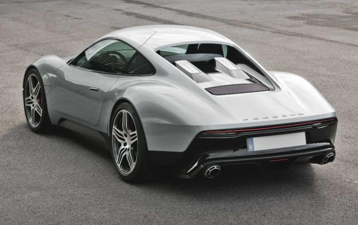 Porsche 904 Living Legend rear