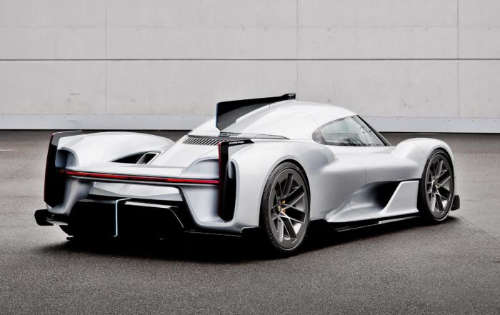 Porsche 919 Street rear
