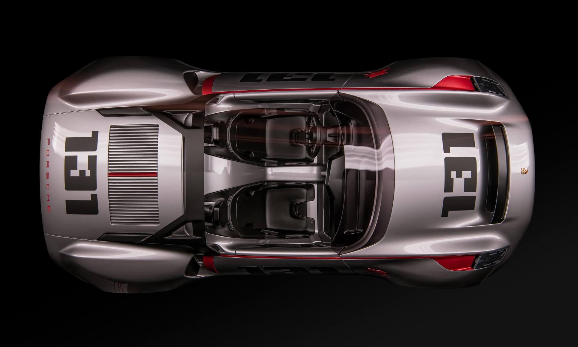 Porsche Unseen 1