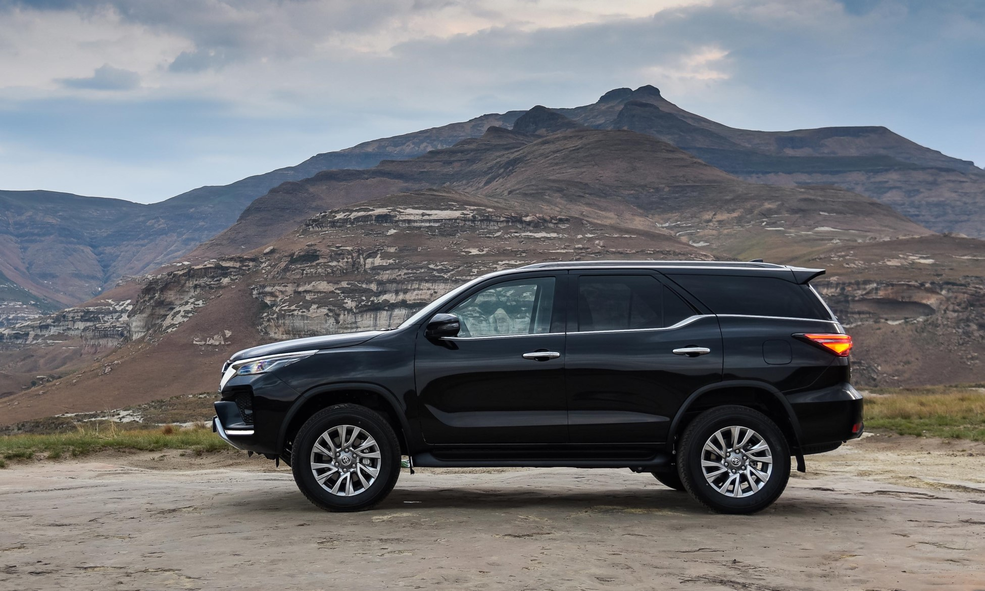 Toyota Fortuner Receives An Update profile