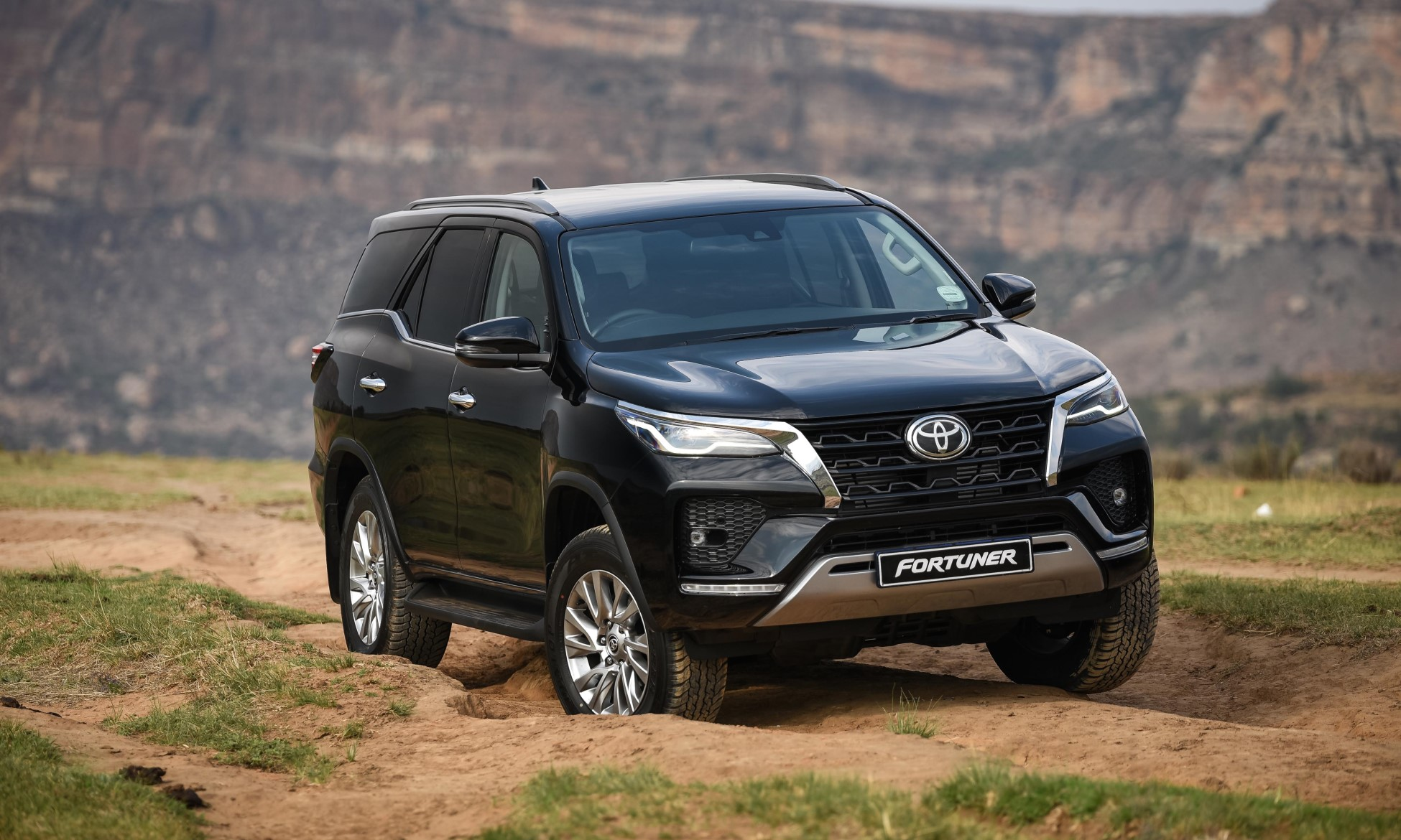 Toyota Fortuner Receives An Update