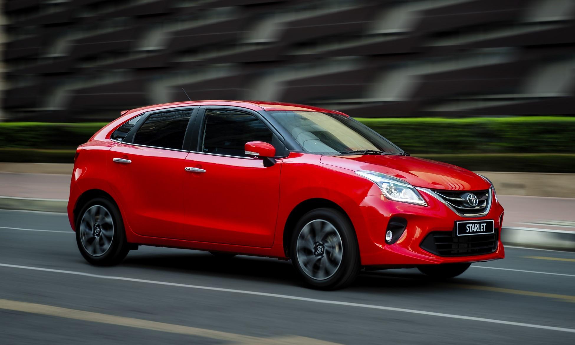 Toyota Starlet 1,4 Xr Driven