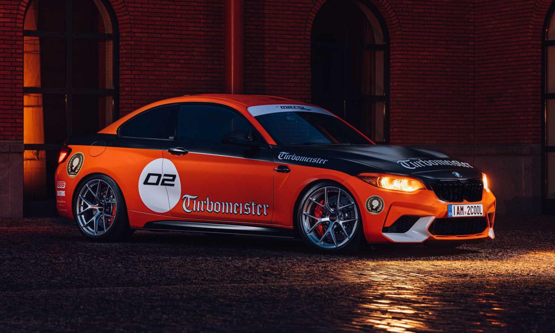 BMW M2 CSL Turbomeister