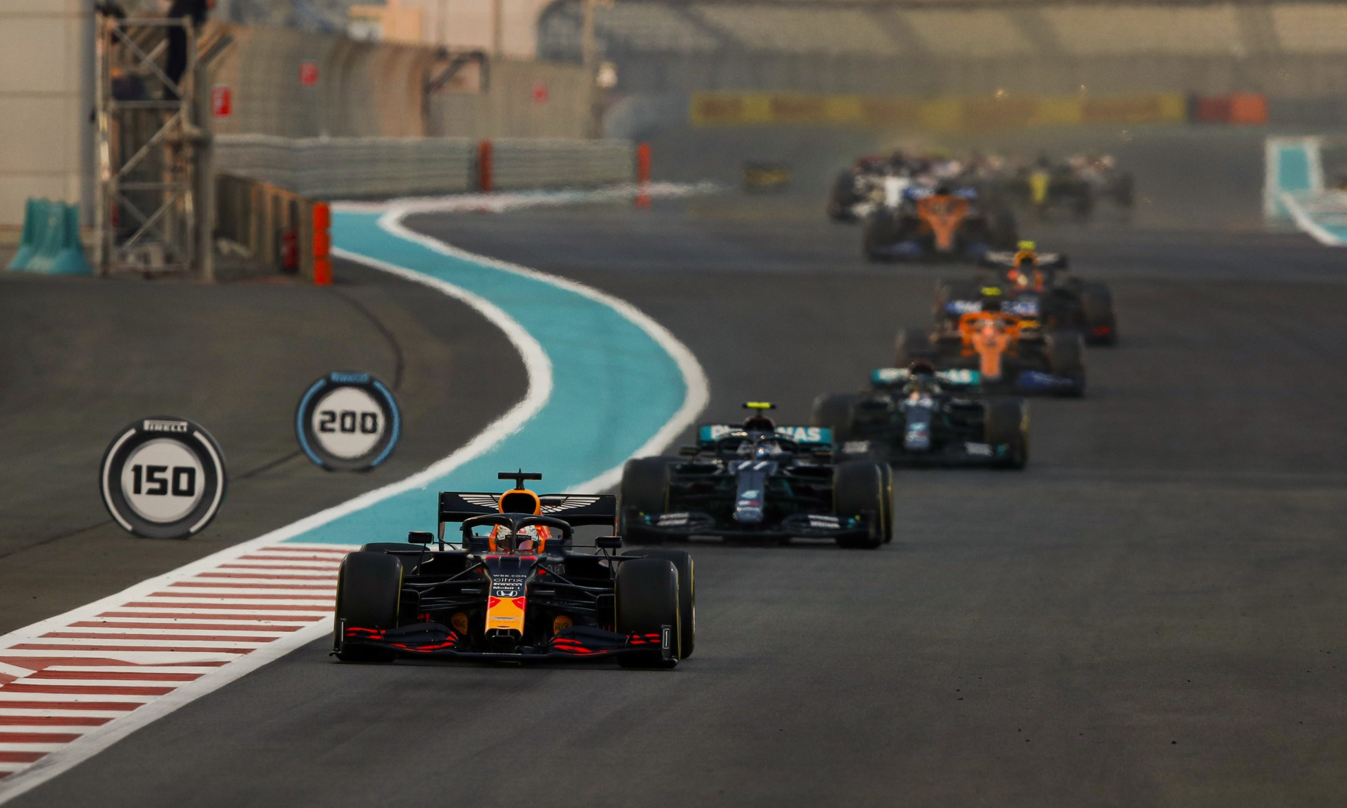 F1 Review Abu Dhabi 2020 1