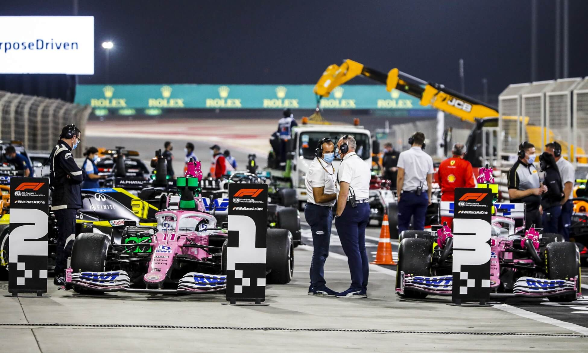 F1 Review Sakhir 2020