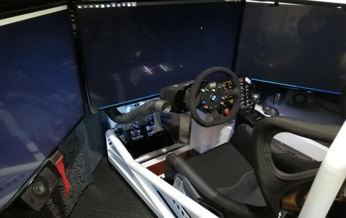 My Sim Racing Experience