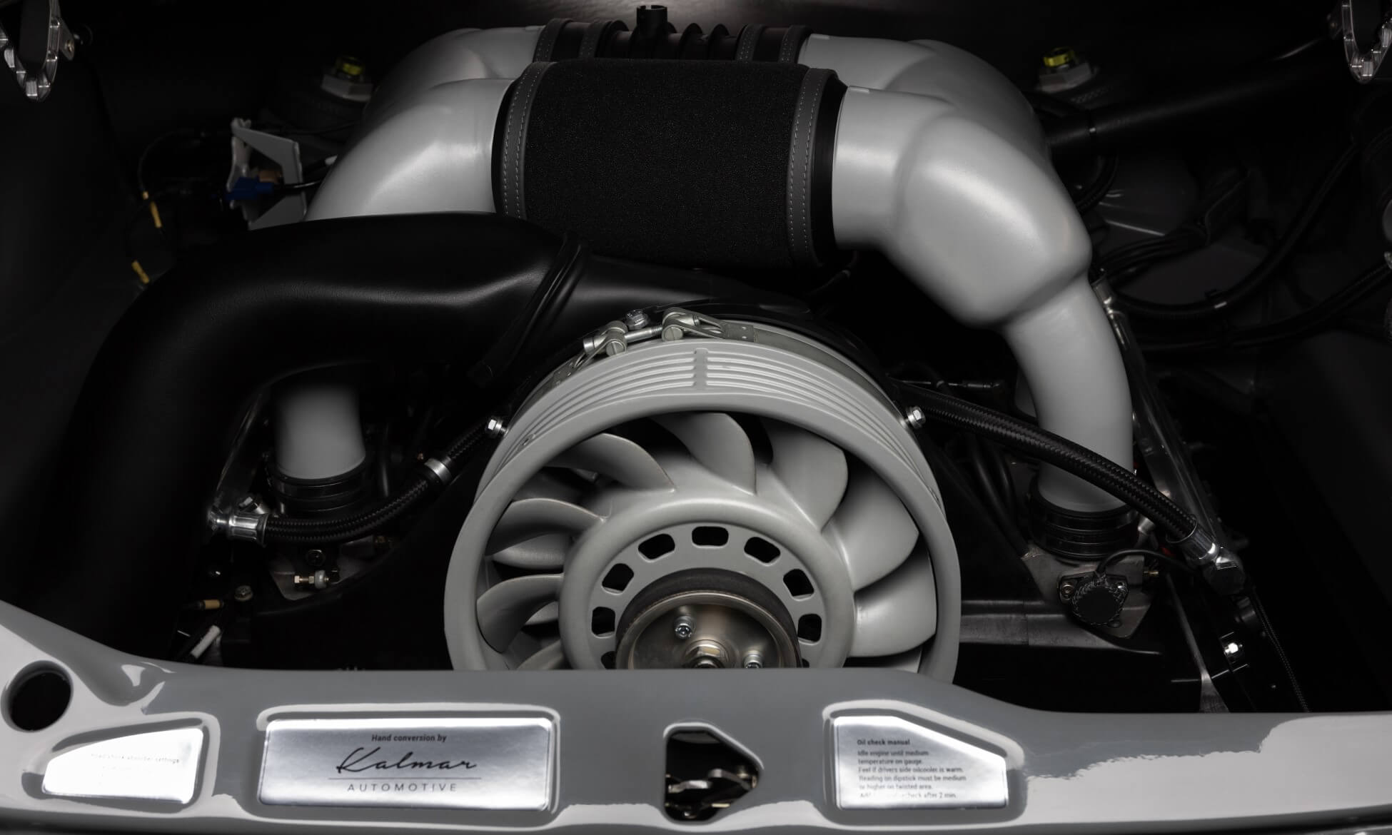 Kalmar Automotive Porsche 797 engine