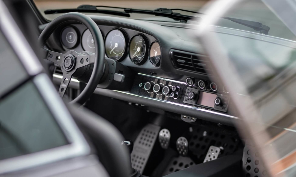 Kalmar Automotive Porsche 797 facia