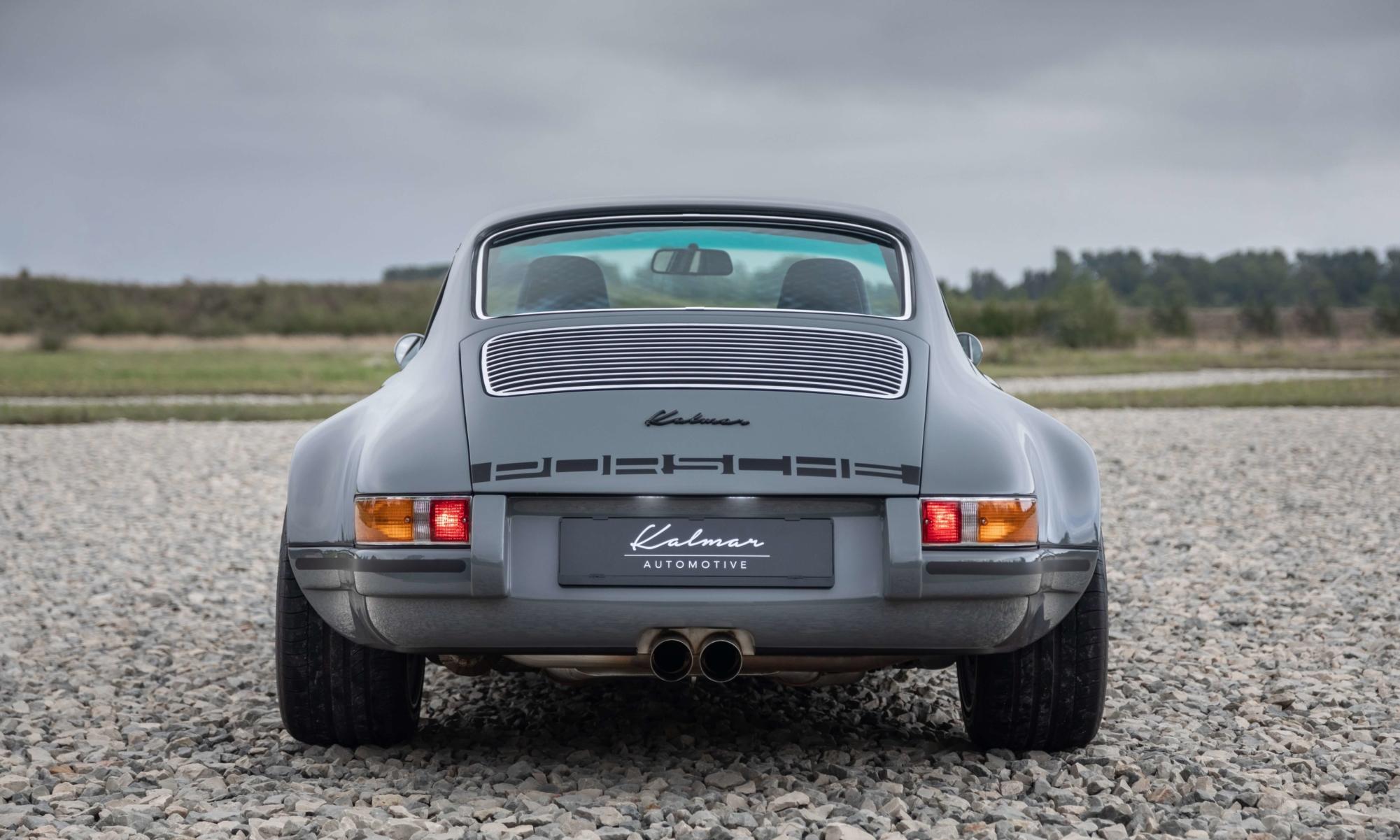 Kalmar Automotive Porsche 797 rear