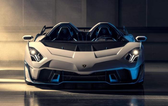 Lamborghini SC20 front