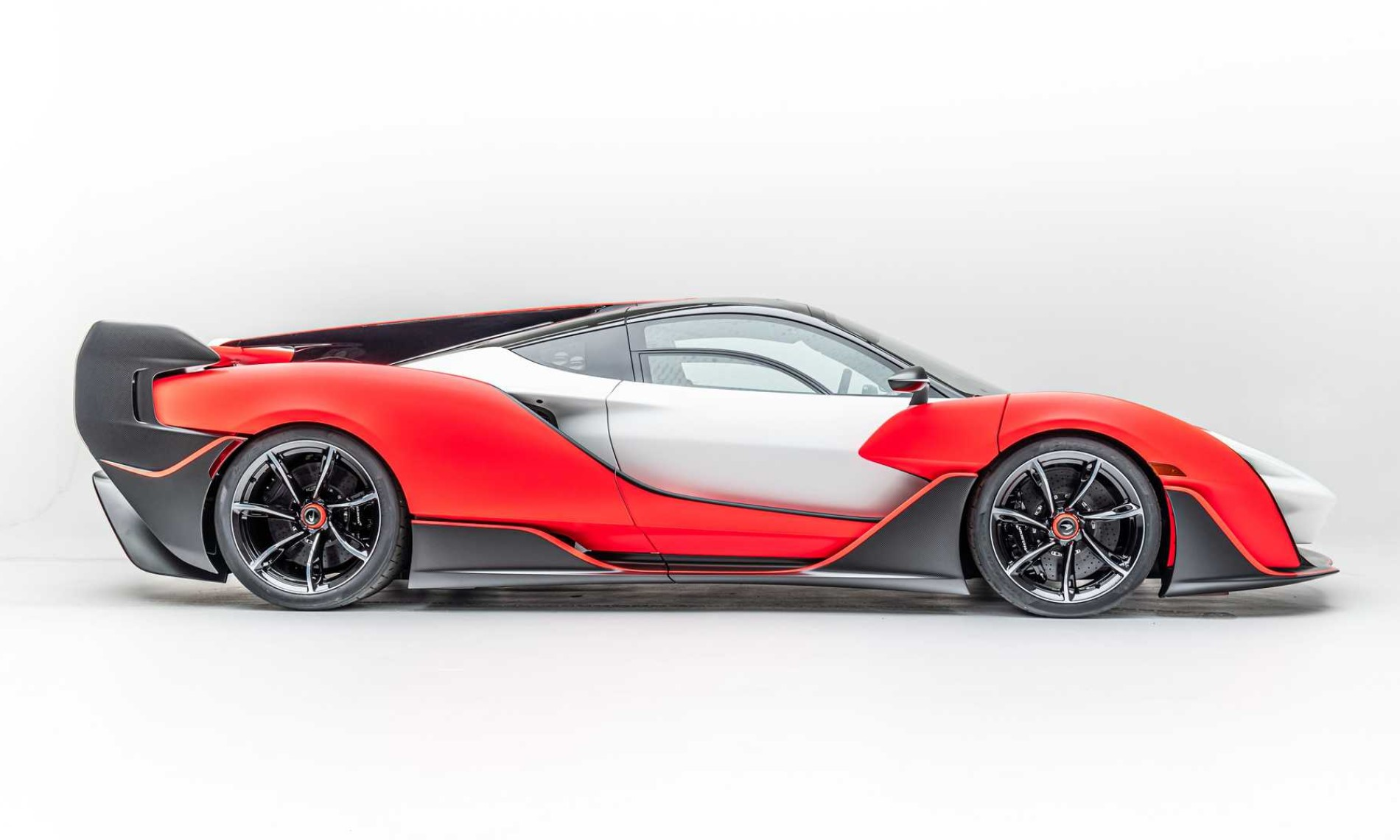 McLaren Sabre profile