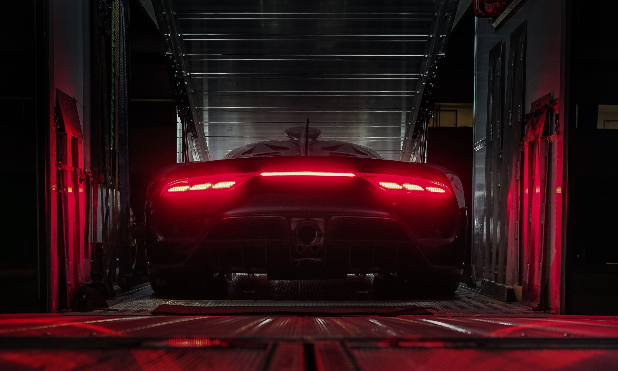 Mercedes-AMG Project One After Work 2