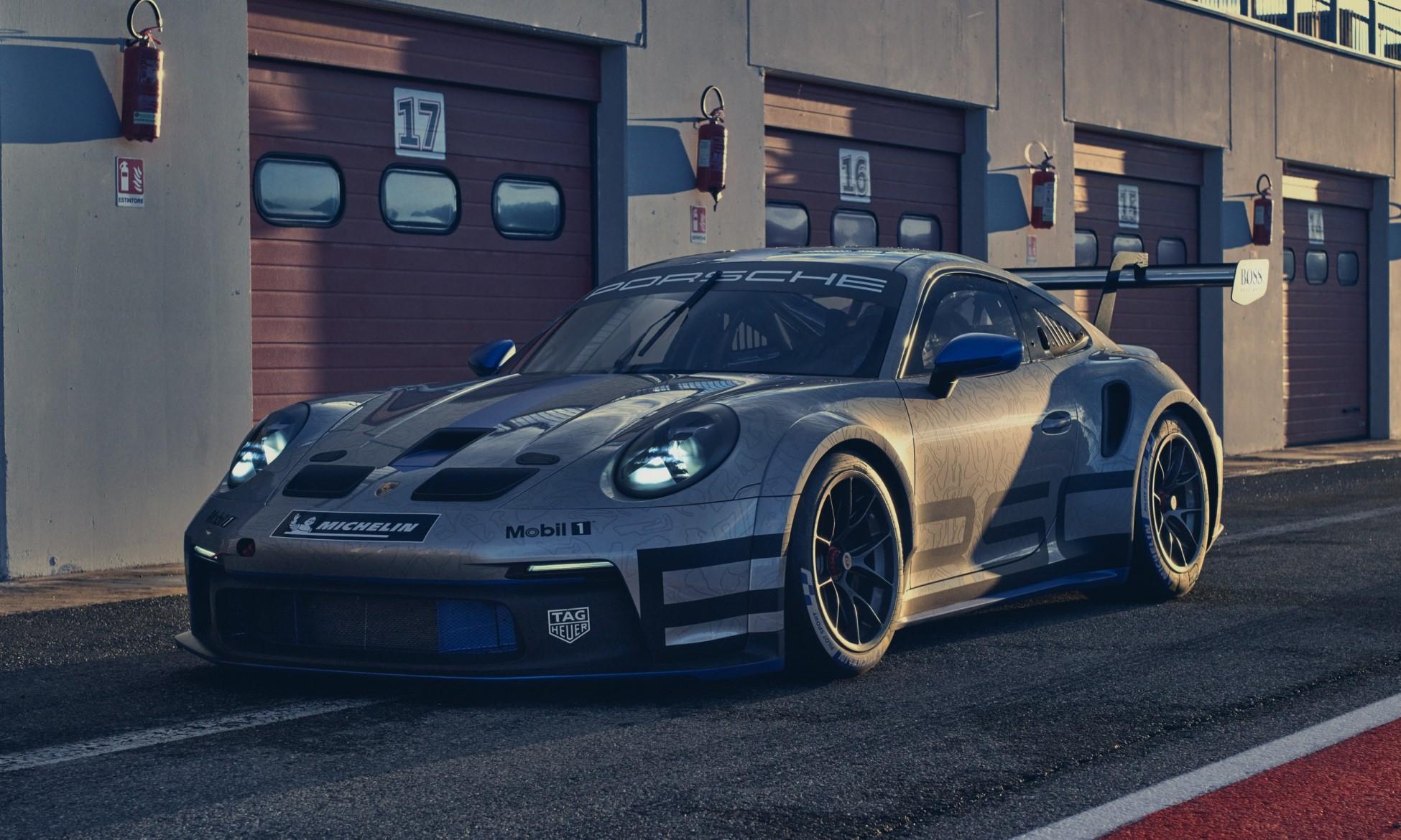 Porsche 992 GT3 Cup Car