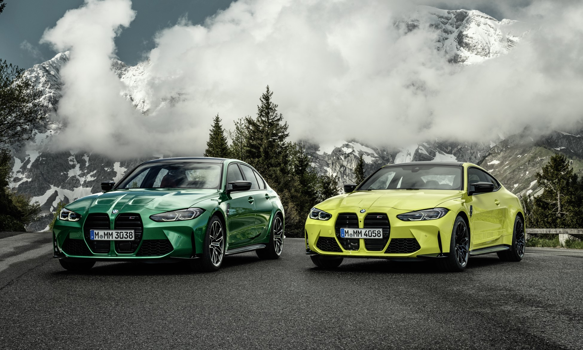 BMW M3 and M4 SA Pricing