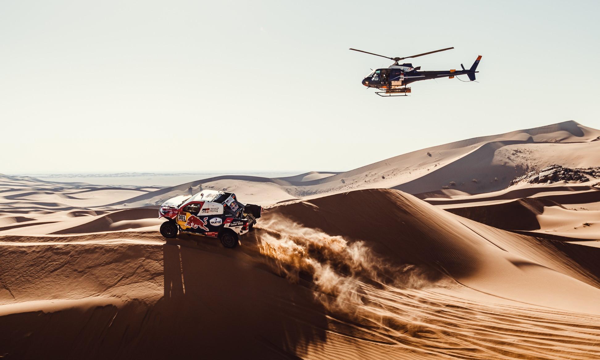 2021 Dakar Stage 3