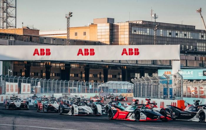 Formula E In Cape Town 2