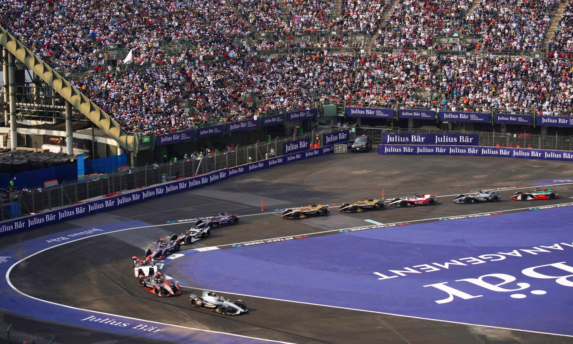 Formula E In Cape Town 3
